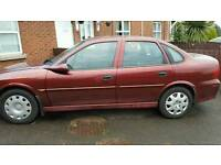 Vauxall Vectra club 1.8i