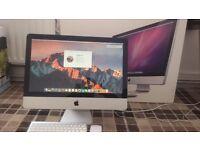 "Apple IMac 21.5"" i5 3.06GHz QUAD CORE + 500GB, 4GB ram, Logic Pro, Final Cut, Microsoft. Computer"