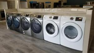 WASHER & DRYER CHEAPEST DEALS BRAND NEW BOXED TRUCK LOAD SALE- HUGE SELECTION - GUARANTEED LOWEST