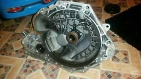 Vauxhall corsa gearbox 1.2 petrol