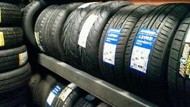 New and used tyres all sizes available