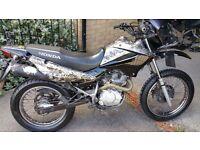 HONDA XR 125 LONG MOT