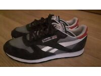 Mens reebok classic trainers size 12.