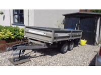 Trailer Indespention 10ftx5ft galvernized trailer