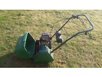 Qualcast 35s Classic Petrol lawnmower