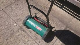 Manual Push Mower Qualcast Panther 30