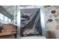 lulworth open gas fire with coals or pebbles brand new never been used.