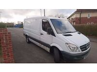 Mercedes Sprinter - 2009, 2.2 diesel, Low mileage 71 000 miles