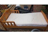 Children's Bed & Mattress