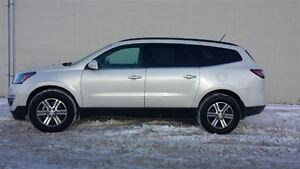 2014 Chevrolet Traverse LTZ