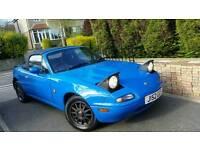 ☆ Mazda EUNOS Mx5 1.6 RARE MARINA BLUE, VERY CLEAN Quick Sale!