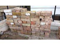 Used bricks (x400) - job lot