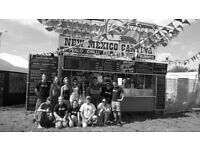 Festival Catering Staff - Mexican Food