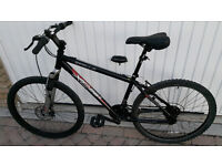 Mountain Bike: Apollo Mountain bike with front suspensions and front disk brake £80