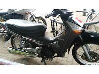 HONDA BICYCLE 125CC