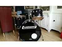 Ludwig USA drum kit