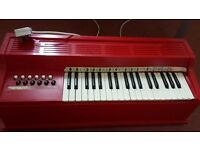 Electric Organ by Rosedale. 1970s? Good working order.