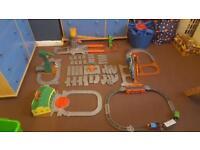 Thomas the Tank engine Take and Play rail sets