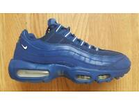 Nike Air Max 95 Gym Blue obsidian ... uk 9.5