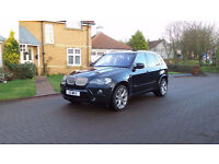 2008 08 BMW X5 3.0 SD M SPORT 5D AUTO 282 BHP DIESEL *FSH*2 YEARS WARRANTY & FINANCE AVAILABL