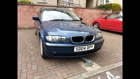 BMW 318I 2004 Blue SE very good condition