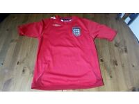 All kinds and sizes of genuine and official football shirts. From Premier League to National Teams.