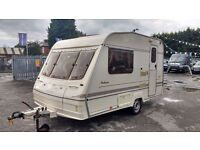 Bailey Oakmere 2 Berth Caravan 1996 With FULL PAPER WORK GOOD CONDITION