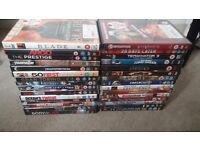 30 movies in dvd for 5 pounds