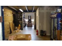 2250 sq ft industrial unit to SHARE - Secure location in Hayes (UB4 Area)