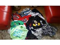 Bundle of boys clothing 25 pieces age 4-5