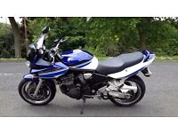 Genuine one owner limited edition 1200 bandit, blue and white