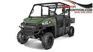 2016 Polaris Ranger Crew Diesel