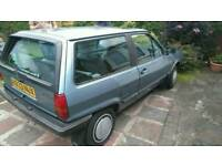 VW Polo country 1990