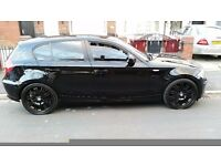 Bmw 118d sport 2010 remapped