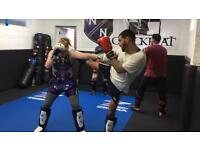 Muay Thai / Kickboxing Classes Southall/Hayes