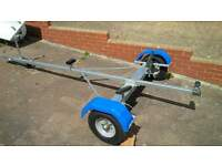 Boat Trailer, superb condition. Overall length 3.15 metres