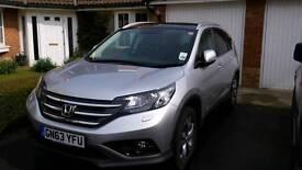 Honda CRV EX 2.2 Diesel