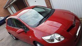 2009 Toyota Auris 1.6 Automatic 40K (LOW MILES)