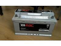 RAC battery