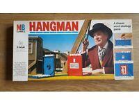 Original Hangman board game