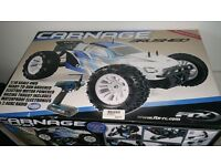 FTX CARNAGE 1/10 SCALE RC ELECTRIC 4WD RTR TRUCK NEW IN BOX