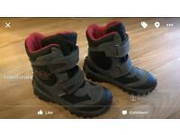 Geox snow winter boots