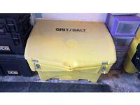 Cheap Grit/Salt Bin - 500 Litre