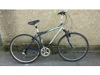 Lightweight hybrid bike. Trek 7200