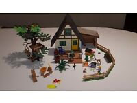 Playmobil Forest Lodge 4207