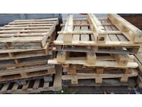 Pallets for free good to make garden furniture and other wooden projects