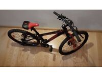 Children's Bicycle - Ghost Powerkid - 24 inch wheels - 24 gears - suitable for 8-11 y.o. - v.g.c.