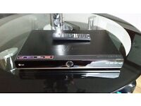 LG freeview HD dvd recorder 160gb