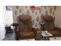 experienced beauty therapist for a busy salon wanted
