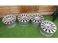 "Audi A8 19"" used alloy wheels"